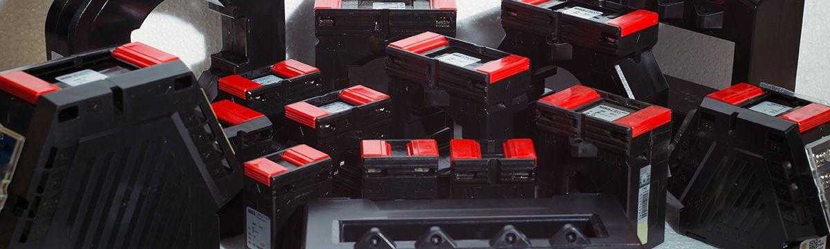 Широкая гамма трансформаторов тока MBS